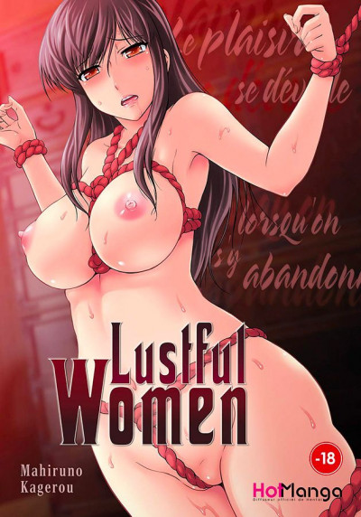 Couverture Lustful women