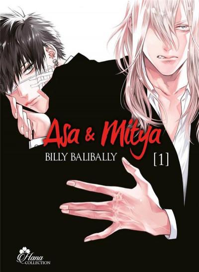 Couverture Asa et Mitya tome 1