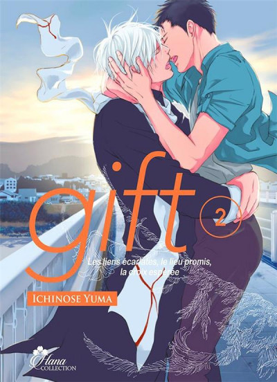 Couverture Gift tome 2