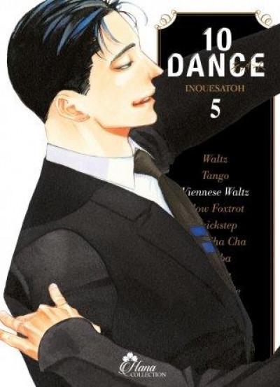 Couverture 10 dance tome 5