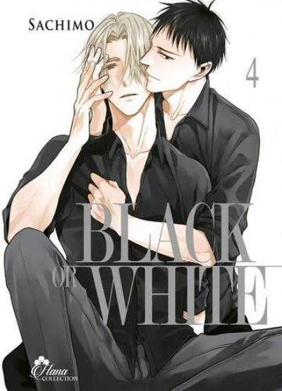 Couverture Black or white tome 4