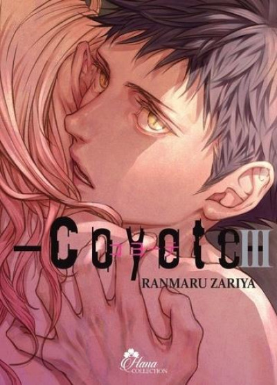 Couverture Coyote tome 3