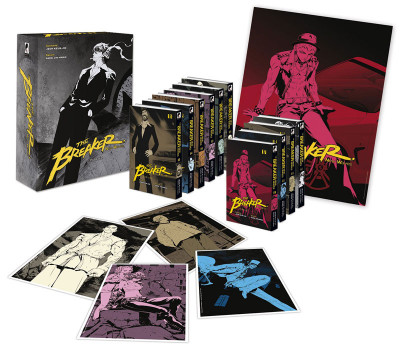 Page 1 The breaker - new waves - coffret collector tomes 11 à 20