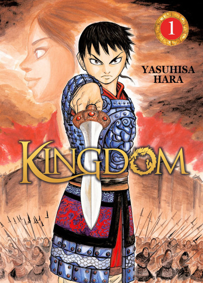 Couverture Kingdom tome 1