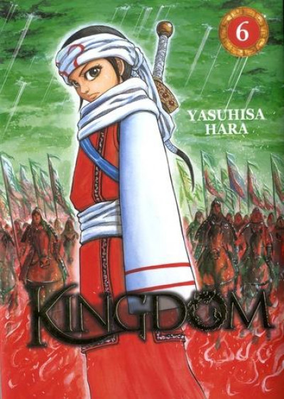 Couverture Kingdom tome 6