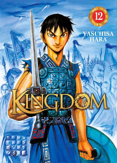 Couverture Kingdom tome 12