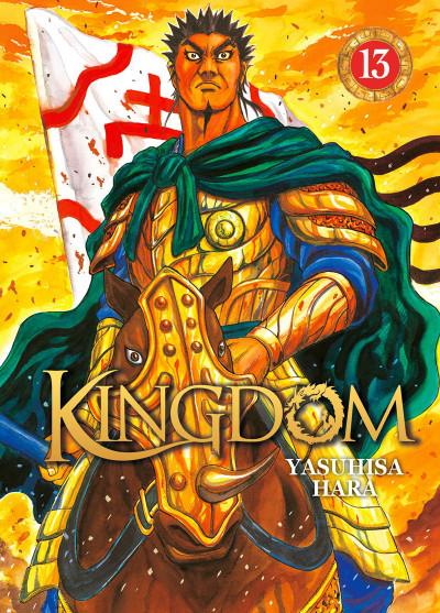 Couverture Kingdom tome 13