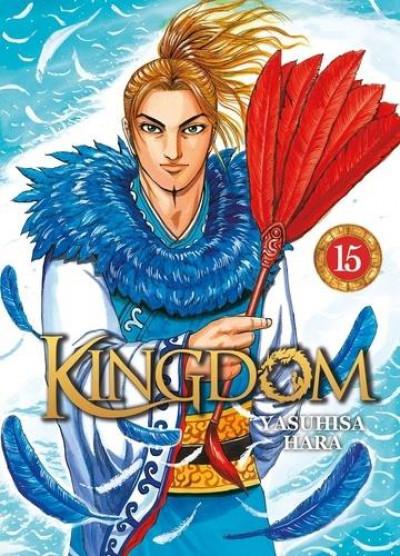 Couverture Kingdom tome 15