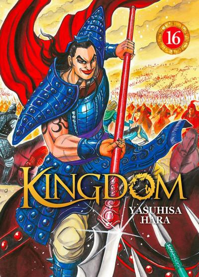 Couverture Kingdom tome 16