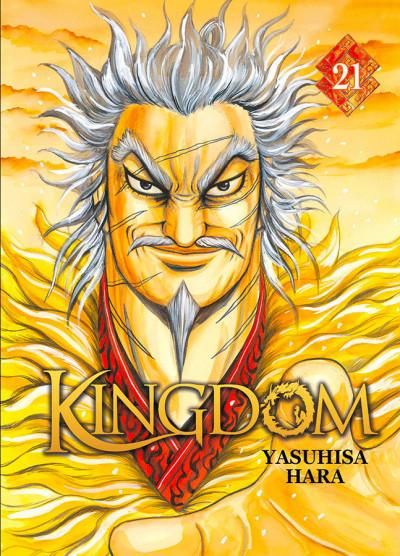 Couverture Kingdom tome 21