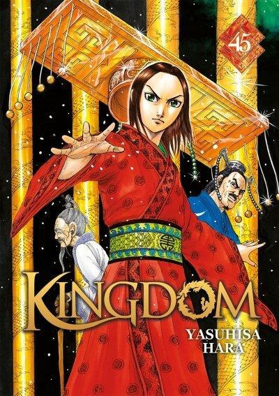 Couverture Kingdom tome 45