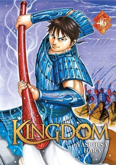 Couverture Kingdom tome 46