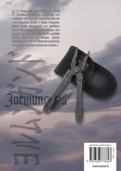 Dos Jormungand tome 9