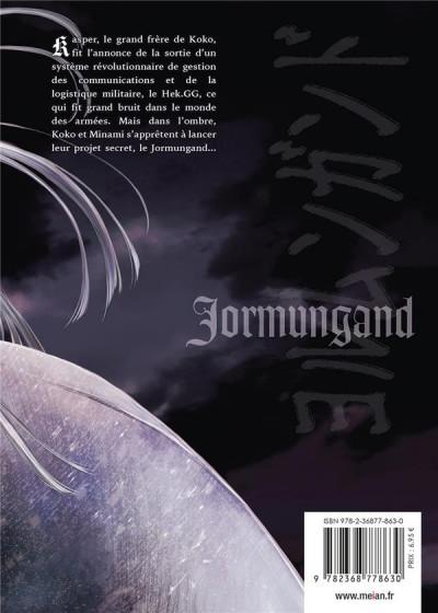 Dos Jormungand tome 10