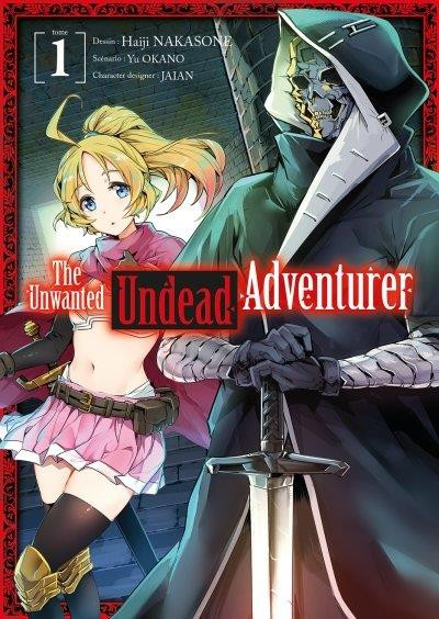 Couverture The unwanted undead adventurer tome 1