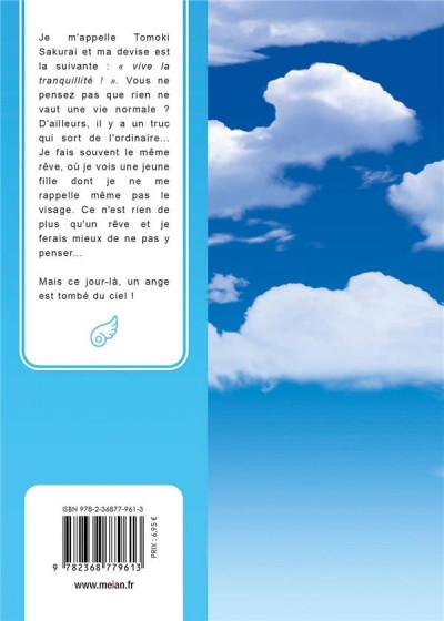 Dos Tombée du ciel tome 1