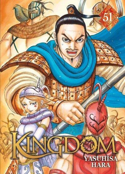 Couverture Kingdom tome 51