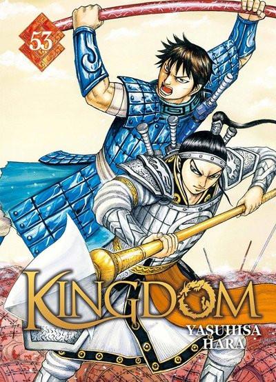 Couverture Kingdom tome 53