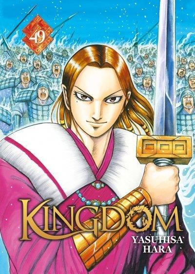 Couverture Kingdom tome 49