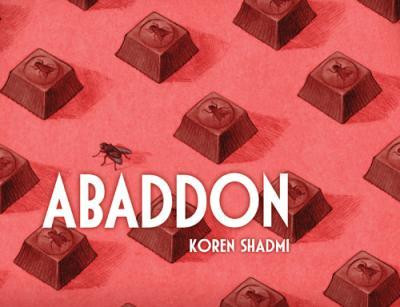 Couverture abaddon tome 2