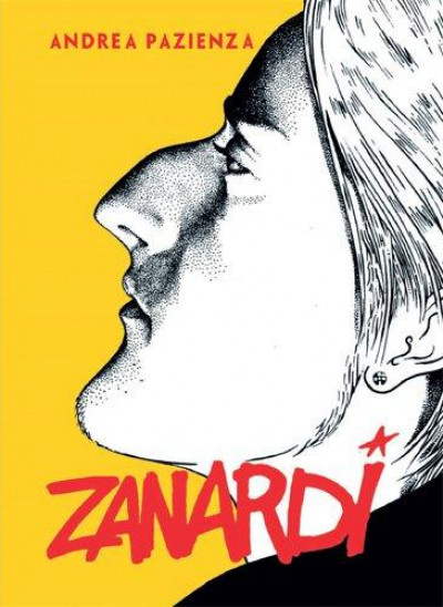Couverture Zanardi tome 1