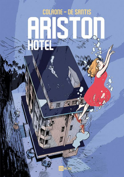 Couverture Ariston hotel