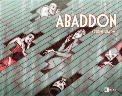 Couverture Abaddon - intégrale
