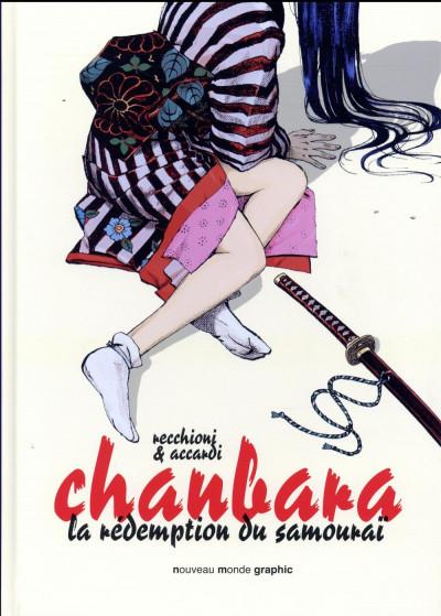 Couverture Chanbara tome 1
