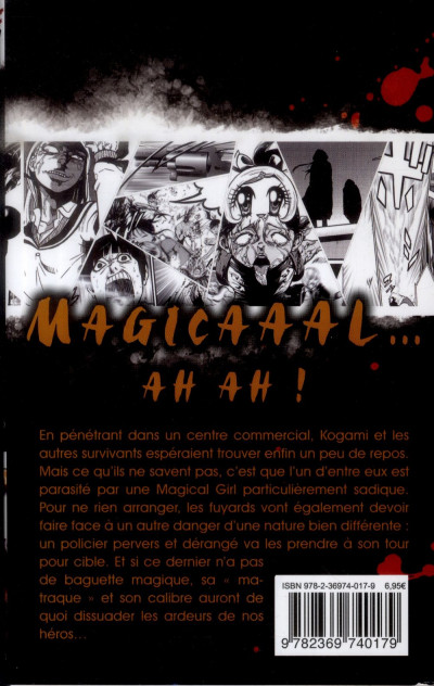 Dos Magical girl of the end tome 2