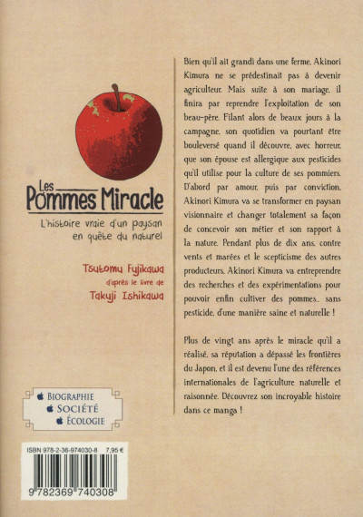 Dos les pommes miracles