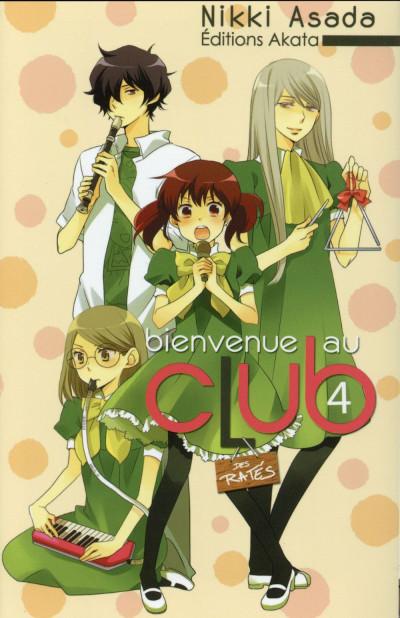 Couverture Bienvenue Au Club tome 4