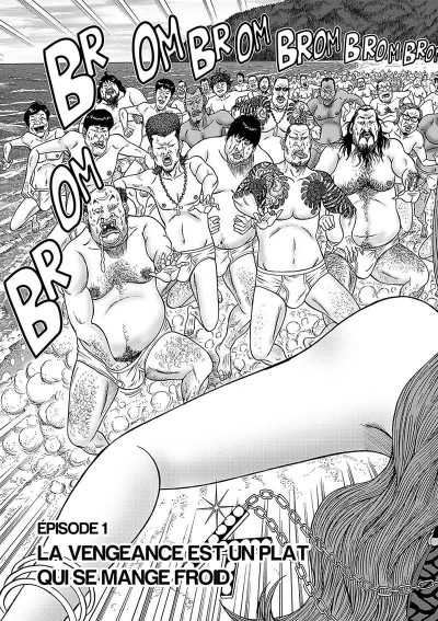 Page 6 Ladyboy vs Yakuzas tome 1 - l'île du désespoir