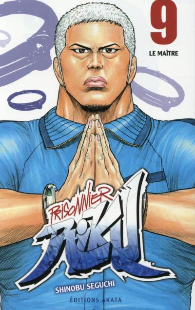Couverture Prisonnier Riku tome 9