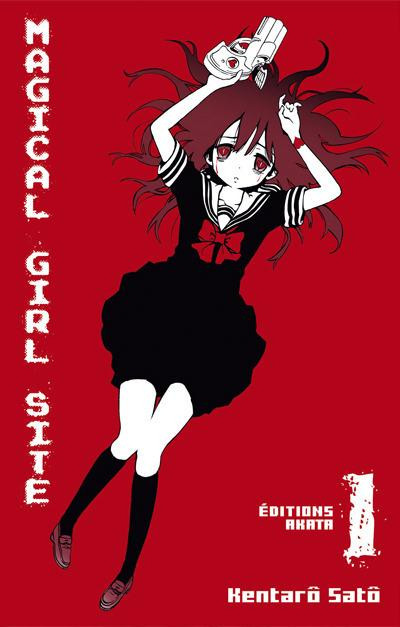 Couverture Magical girl site tome 1