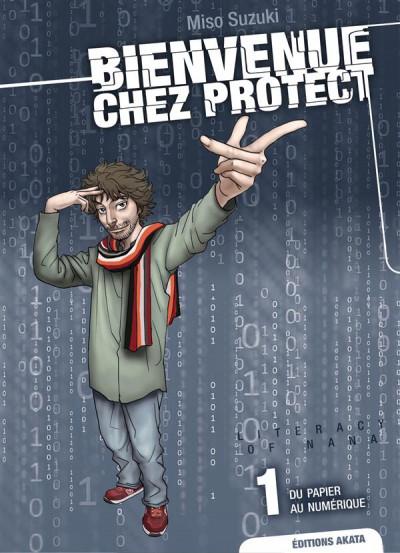 Couverture Bienvenue chez Protect tome 1