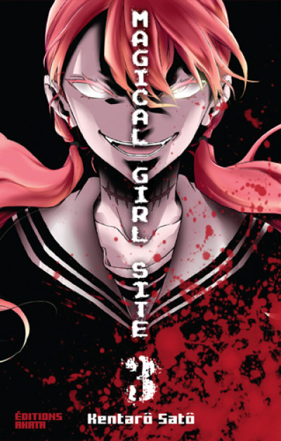 Couverture Magical girl site tome 3