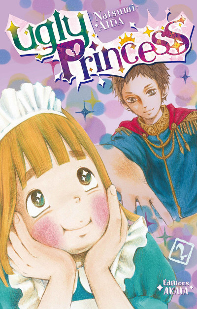 Couverture Ugly princess tome 2