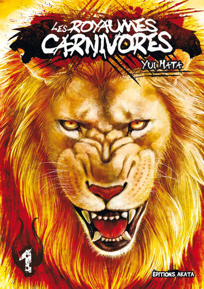 Couverture Les royaumes carnivores tome 1