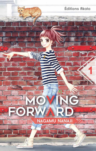Couverture Moving forward tome 1