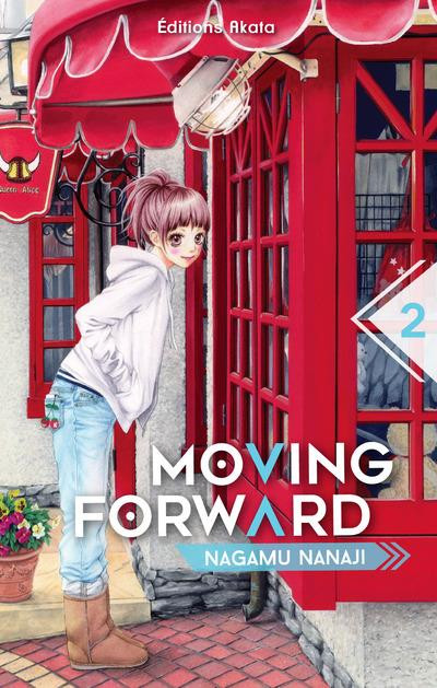 Couverture Moving forward tome 2