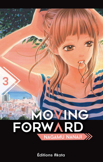 Couverture Moving forward tome 3