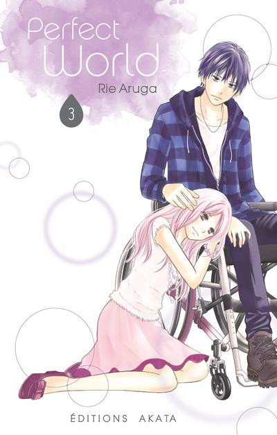 Couverture Perfect world tome 3