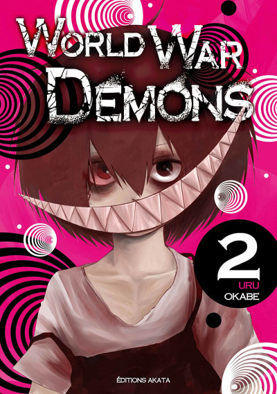 Couverture World war demons tome 2