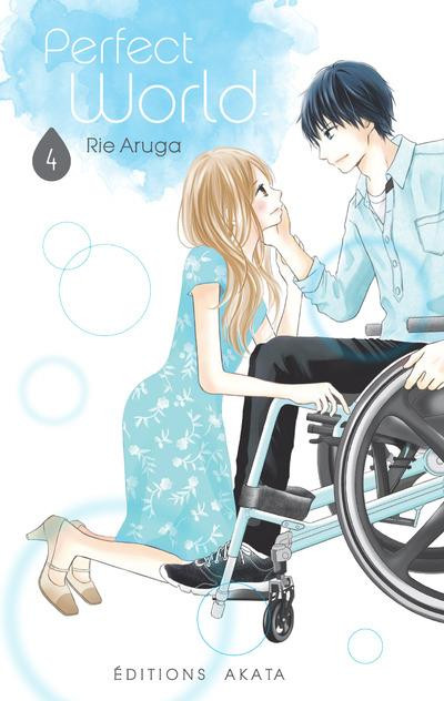 Couverture Perfect world tome 4