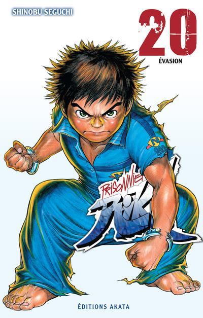 Couverture Prisonnier Riku tome 20