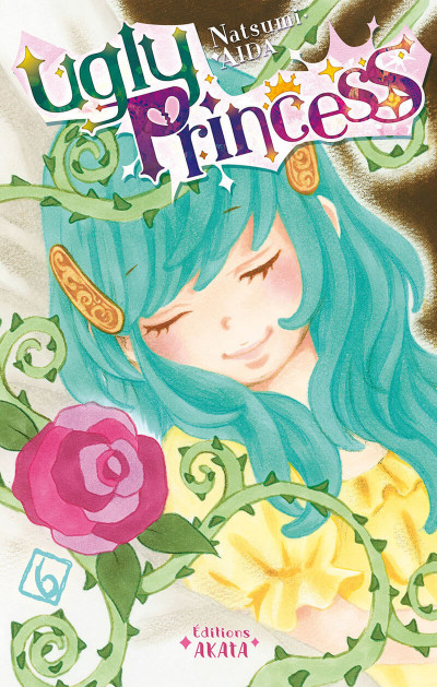 Couverture Ugly Princess tome 6