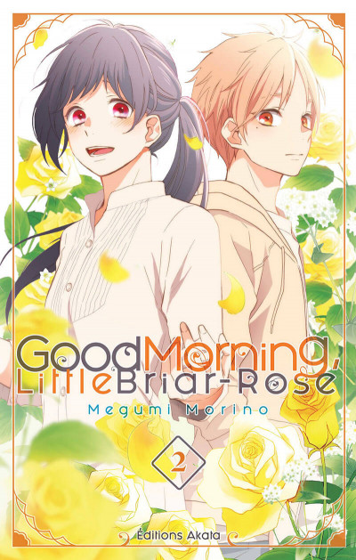 Couverture Good morning little briar-rose tome 2