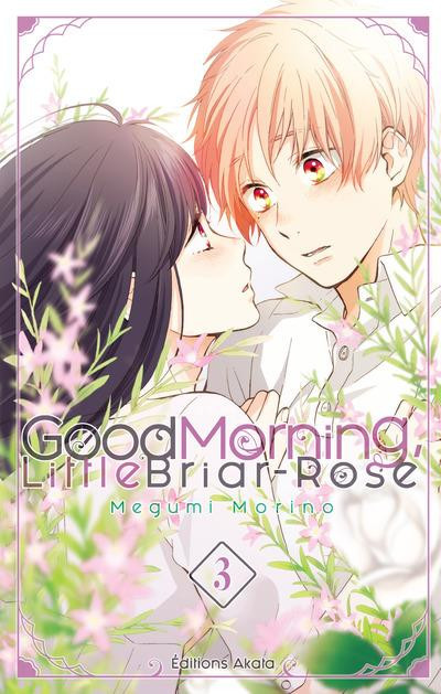 Couverture Good morning little Briar-Rose tome 3