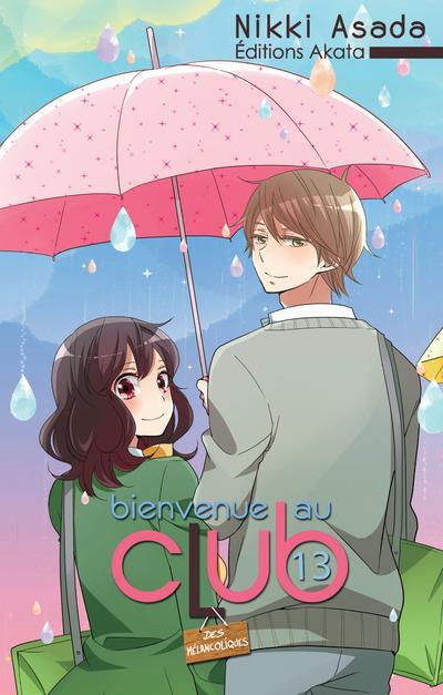 Couverture Bienvenue au club tome 13