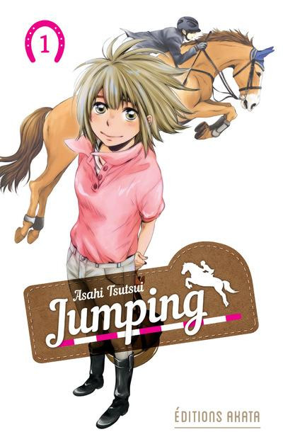 Couverture Jumping tome 1